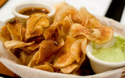 Jicama Chips picture